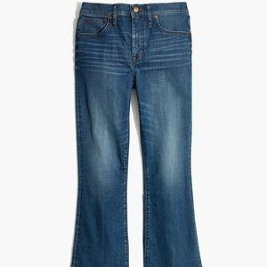 Eco Cali Demi-Boot Jeans in Tierney Wash Size 37